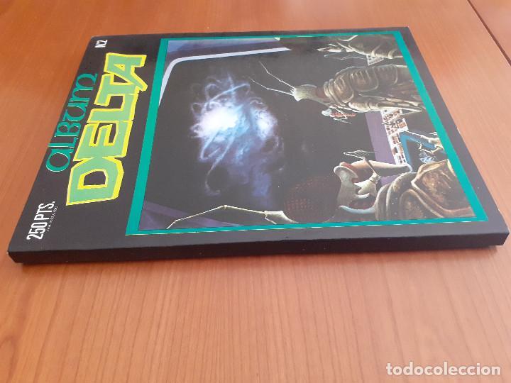 Cómics: Album Delta retapado Nº 2. Contiene los nºs 30, 31 y 32. Excelente estado - Foto 2 - 253886495