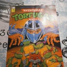 Cómics: TORTUGAS NINJA 4 EDICIONES ZINCO ,SIN USO. Lote 253917450