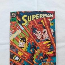 Cómics: CÓMIC DC SUPERMAN Nº 31 AGENTES DE LA LIBERTAD - EDICIONES ZINCO. Lote 254045425