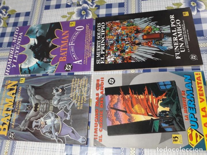 Cómics: Clasicos Dc saga completa de Demon y como complemento la cosa del pantano de Alan Moore - Foto 2 - 254074370