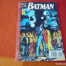 Cómics: BATMAN Nº 40 UN LUGAR SOLITARIO PARA MORIR ( WOLFMAN APARO ) ZINCO DC. Lote 254122930