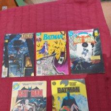 Cómics: BATMAN EDICIONES ZINCO Y BRUGUERA LOTE COMICS VARIAS COLECCIONES, COMIC DC/JOKER/MURCIÉLAGO/ROBIN. Lote 254183045