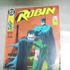 Cómics: ROBIN Nº 1 AL 12 - ED. ZINCO - COMPLETA -. Lote 254250640