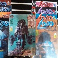Cómics: LOBO DC COMICS. Lote 254276600