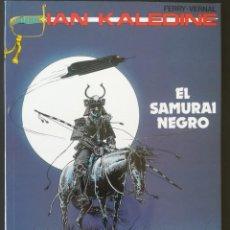 Cómics: EL SAMURAI NEGRO. Lote 254313975