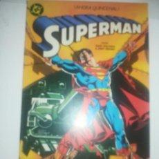 Cómics: SUPERMAN VOL 2 #9. Lote 254381445