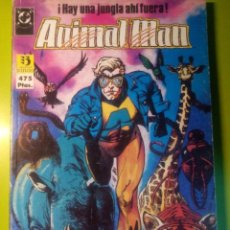 Cómics: ANIMAL MAN RETAPADO 1-5 SERIE ESPAÑOLA. Lote 254423710