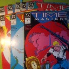 Cómics: TIME MASTERS COMPLETA 8 NÚMEROS. Lote 254433395