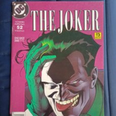 Comics : THE JOKER NUMERO ESPECIAL 52 PAGINAS ONE SHOT #. Lote 254746060
