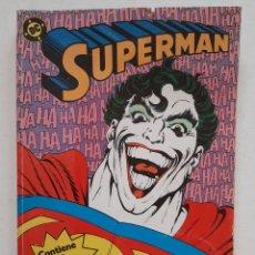 Cómics: CÓMIC SUPERMAN RETAPADO - ZINCO/ DC (NÚMEROS 21 AL 25). Lote 254842280