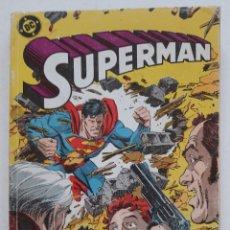 Cómics: CÓMIC SUPERMAN RETAPADO - ZINCO/ DC (NÚMEROS 11 AL 15). Lote 254842480