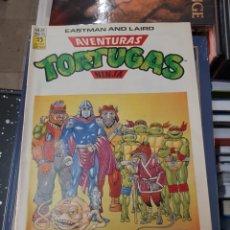 Cómics: TORTUGAS NINJA EDICIONES ZINCO N° 38 INENCONTRABLE. Lote 254857570