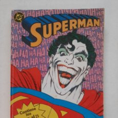 Cómics: CÓMIC SUPERMAN RETAPADO - ZINCO/ DC (NÚMEROS 21 AL 25). Lote 254887420