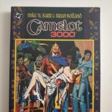 Cómics: CAMELOT 3000 - MIKE W. BARR Y BRIAN BOLLAND. TOMO OBRA COMPLETA. EDICIONES ZINCO AÑO 1993. Lote 254890705