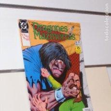 Cómics: DRAGONES Y MAZMORRAS Nº 10 JUEGOS DE MAGIA SEGUNDA PARTE - ZINCO. Lote 254978365