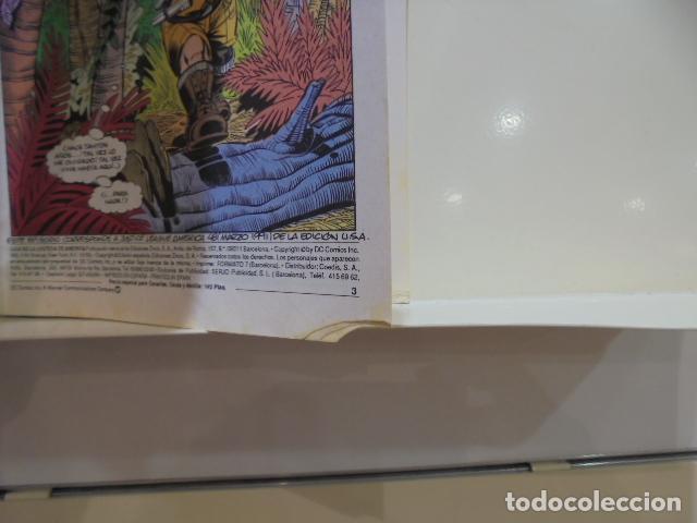 Cómics: LIGA DE LA JUSTICIA DE AMERICA Nº 42 DC - ZINCO - Foto 4 - 254980195