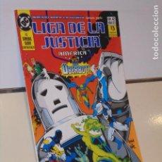 Cómics: LIGA DE LA JUSTICIA DE AMERICA Nº 42 DC - ZINCO. Lote 254980195