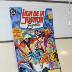 Cómics: LIGA DE LA JUSTICIA DE EUROPA Nº 15 DC - ZINCO. Lote 254980635