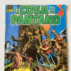 Cómics: LA COSA DEL PANTANO #1 ZINCO 1982. Lote 255342715