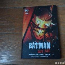 Comics: EL BATMAN QUE RIE EDITORIAL ECC / DC / EDICIÓN INTEGRAL TAPA DURA. Lote 255373915