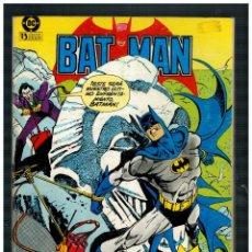 Cómics: BATMAN. RETAPADO 2 CON LOS NÚMEROS 6,7,8,9 Y 10. EDICIONES ZINCO.. Lote 255425010
