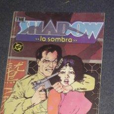 Cómics: THE SHADOW LA SOMBRA ¡ RETAPADO OBRA COMPLETA 4 NUMEROS ! DC - ZINCO. Lote 255522895