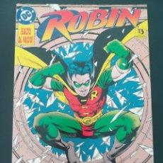 Cómics: ROBIN LAS NUEVAS AVENTURAS 1 Y 2 COMPLETA. Lote 255566325