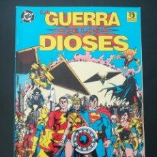 Cómics: LA GUERRA DE LOS DIOSES. Lote 255567345