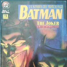 Cómics: LA SOMBRA DEL MURCIELAGO BATMAN. Lote 255568495