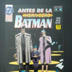 Cómics: BATMAN ANTES DE LA HOR CERO. Lote 255568765