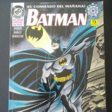 Cómics: BATMAN EL COMIENZO DEL MAÑANA. Lote 255570050