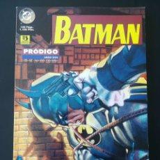 Cómics: BATMAN PRODIGO TOMO 1 Y DE REGALO EL TOMO 2. Lote 255570555