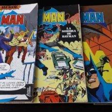 Cómics: BATMAN ZINCO VOL.1 N°S 1-4 1984. Lote 255938015