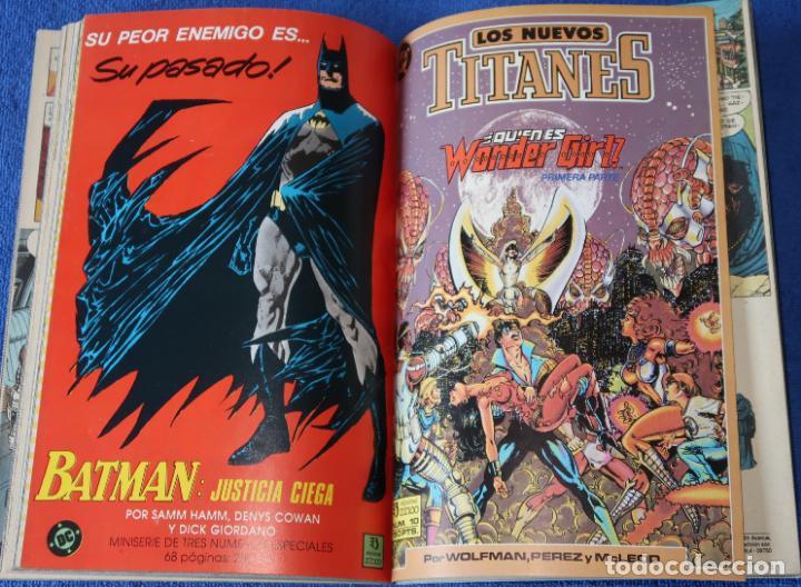 Cómics: Los nuevos titanes - retapado nº 7 al 10 - Ediciones Zinco (1989) - Foto 5 - 256073510