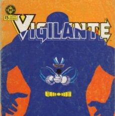 Cómics: VIGILANTE Nº 11 - ZINCO. Lote 256169360