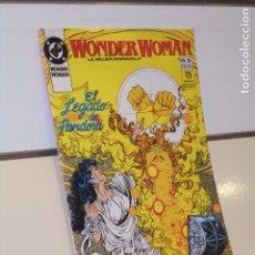 Cómics: WONDER WOMAN LA MUJER MARAVILLA Nº 35 DC - ZINCO. Lote 257285895