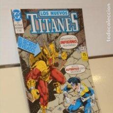 Cómics: LOS NUEVOS TITANES Nº 37 DC - ZINCO. Lote 257288405