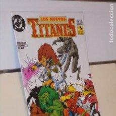 Cómics: LOS NUEVOS TITANES Nº 22 DC - ZINCO. Lote 257288950