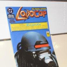 Cómics: LOBO LOBOCOP EL RAJADO REFUERZO DE LA LEY ESPECIAL DC - ZINCO. Lote 257294865