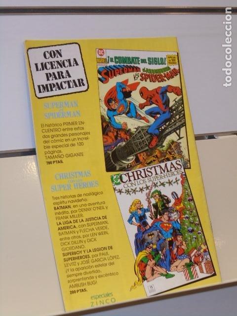 Cómics: SUPERMAN Nº 60 - ZINCO - Foto 2 - 257317875
