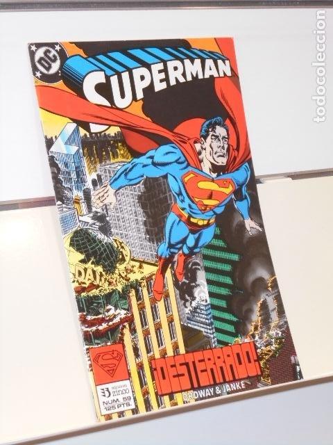 SUPERMAN Nº 59 - ZINCO (Tebeos y Comics - Zinco - Superman)