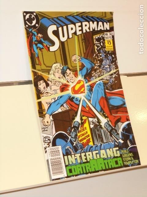 SUPERMAN Nº 74 DC - ZINCO (Tebeos y Comics - Zinco - Superman)