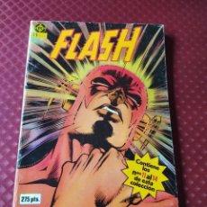 Cómics: FLASH RETAPADO Nº 3 CONTIENE Nº 11,12,13 Y 14 DC EDICIONES ZINCO BUEN ESTADO. Lote 257351155