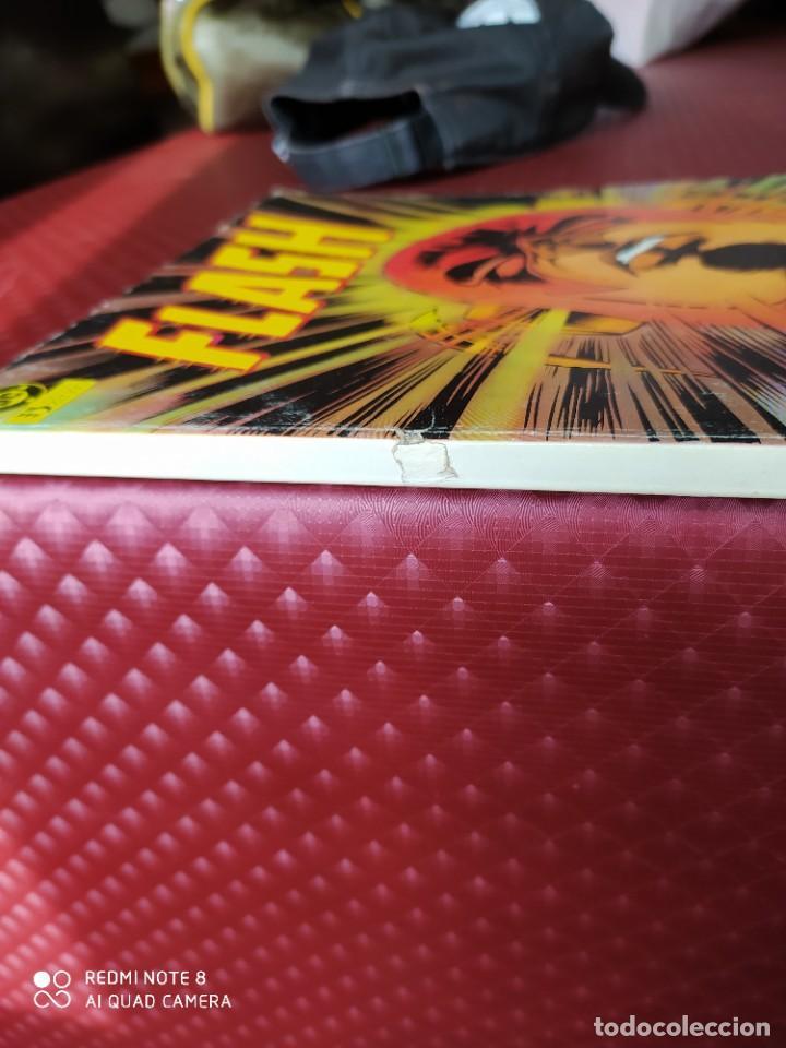Cómics: FLASH RETAPADO Nº 3 CONTIENE Nº 11,12,13 Y 14 DC EDICIONES ZINCO BUEN ESTADO - Foto 5 - 257351155