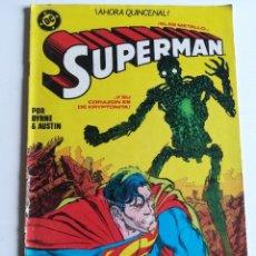 Cómics: SUPERMAN VOL.1 Nº 6 ZINCO JOHN BYRNE. Lote 257419860