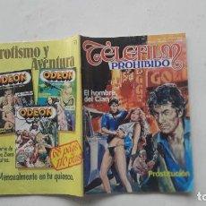 Cómics: TELEFILM PROHIBIDO Nº12, EDICIONES ZINCO. Lote 257428090