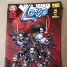 Cómics: LOBO -AÑO UNO - N 3 -EDITORIAL ZINCO. Lote 257496125