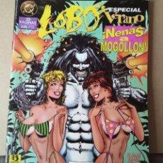 Cómics: LOBO - ESPECIAL VERANO -NENAS A MOGOLLON -EDITORIAL ZINCO. Lote 257496275
