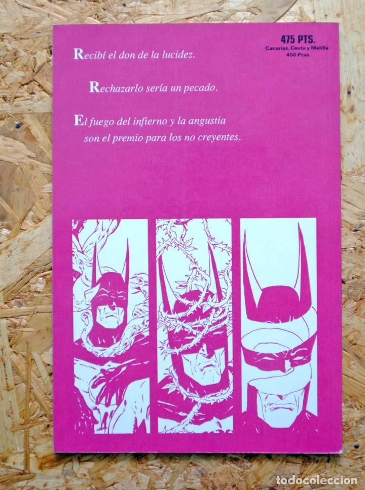 Cómics: Batman. The Cult 2. Ediciones Zinco. Libro Dos: La Captura. Jim Starlin. Bernie Wrightson. - Foto 2 - 257685360