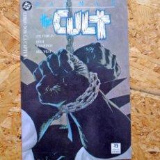 Cómics: BATMAN. THE CULT 2. EDICIONES ZINCO. LIBRO DOS: LA CAPTURA. JIM STARLIN. BERNIE WRIGHTSON.. Lote 257685360